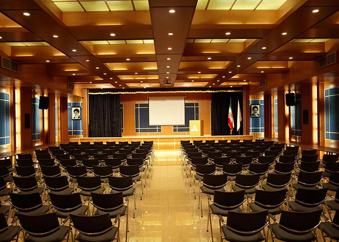 سالن کنفرانس و همایش های هتل گسترش تبریز