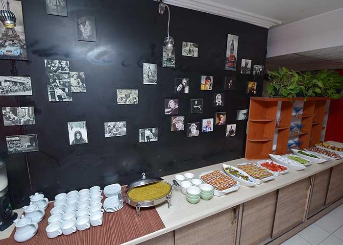 عکس رستوران هتل حافظ شیراز