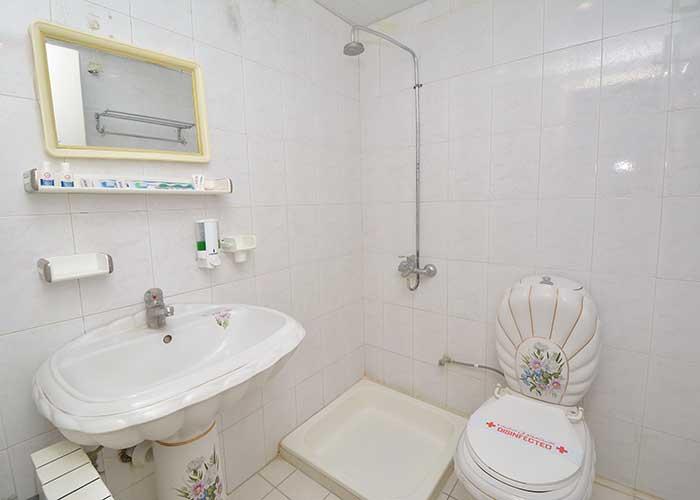 سرویس بهداشتی هتل حافظ شیراز