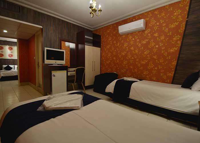 سوویت هتل حافظ شیراز