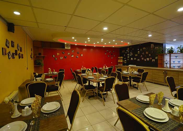 تصاویر رستوران هتل حافظ شیراز