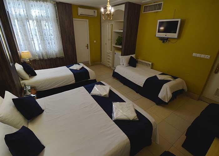 تصاویر هتل حافظ شیراز