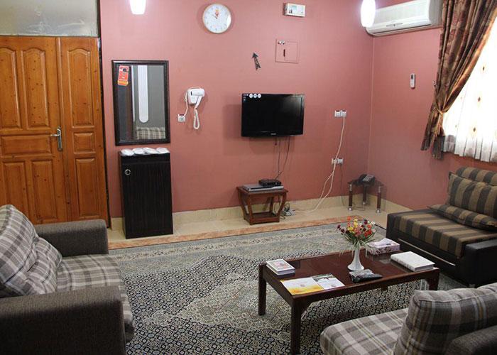 هتل آپارتمان هیرون بوشهر