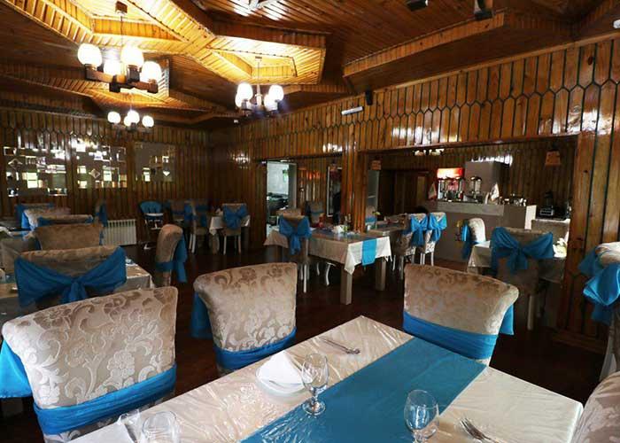 رستوران هتل هدهد