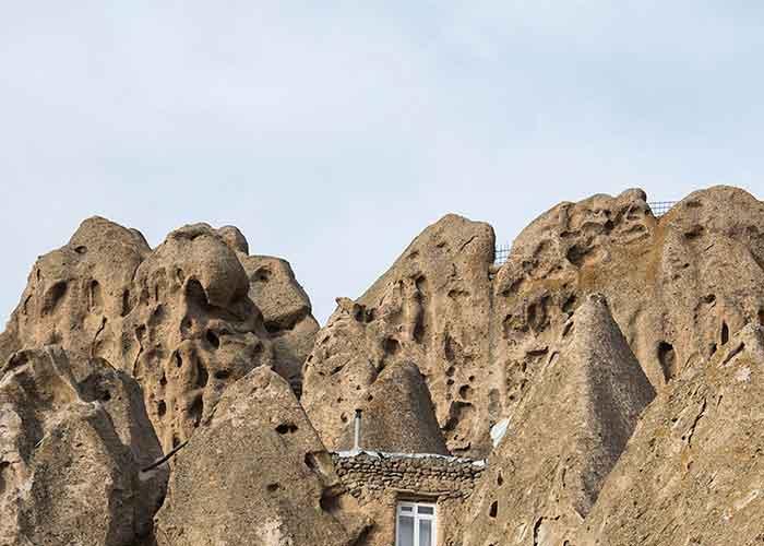 صخره های کندوان