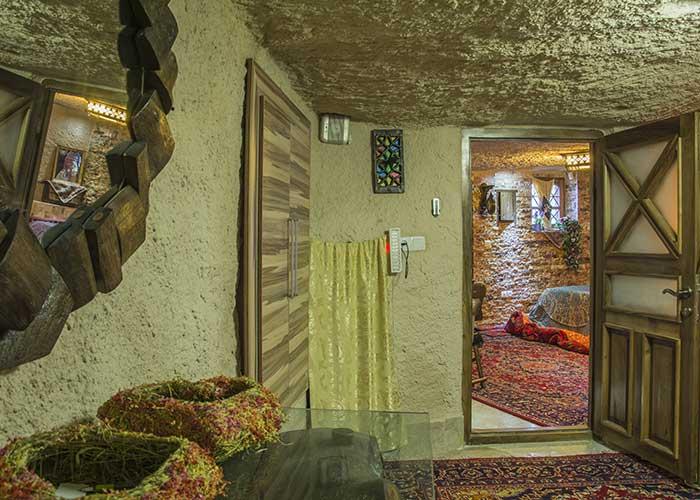 اتاق دو تخته اقامتگاه بومگردی هما کندوان