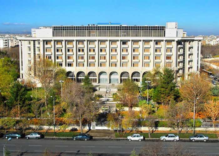 تصاویر هتل هما تهران