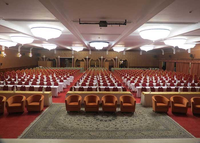 سالن همایش هتل هما تهران