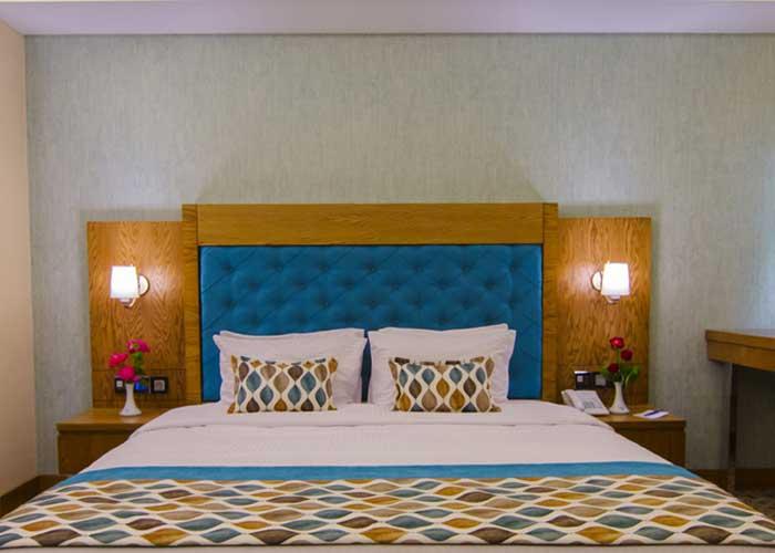 دو تخته دبل هما کلاس هتل هما تهران