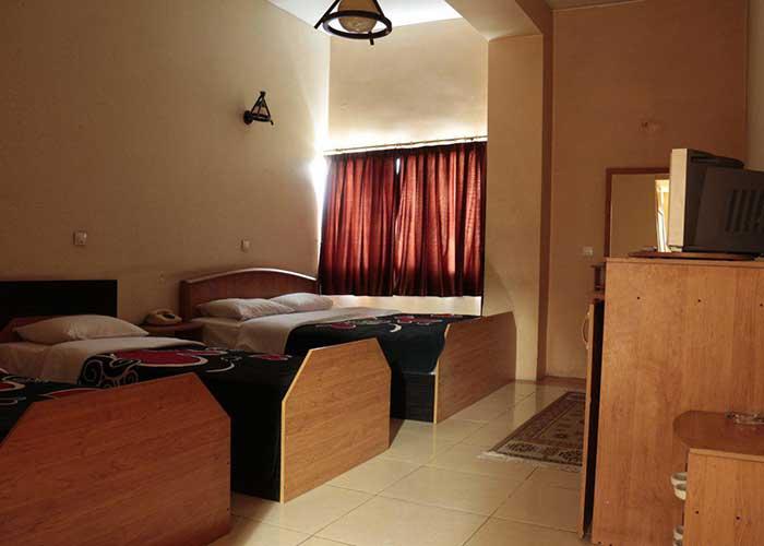 عکس هتل همام اصفهان