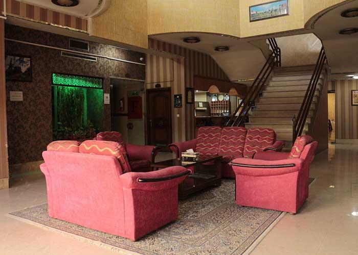 لابی هتل همام