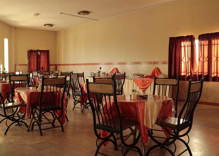 رستوران هتل همام اصفهان