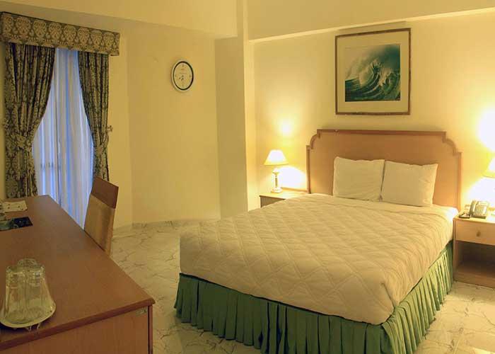 اتاق دو تخته سینیور هتل هرمز بندر عباس