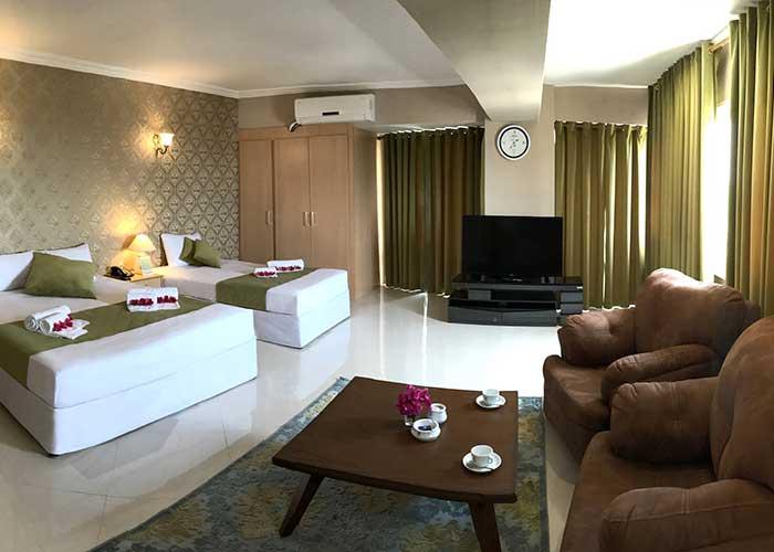 سوئیت رویال ویژه  هتل هرمز بندر عباس