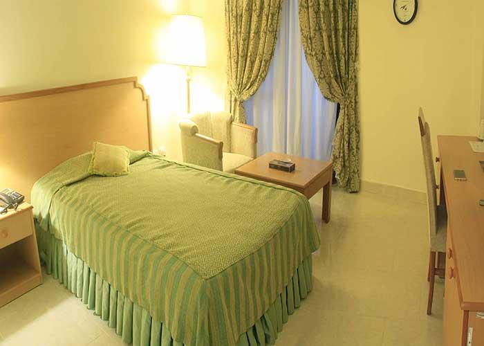اتاق یک تخته هتل هرمز بندر عباس