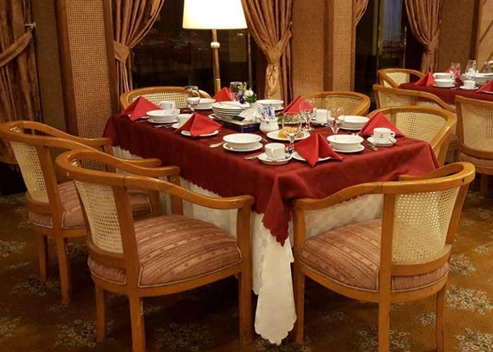 رستوران مرجان هتل هرمز بندر عباس