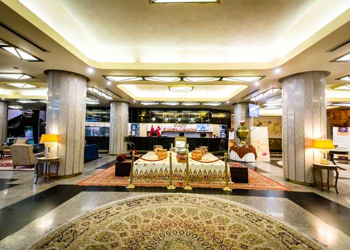 پذیرش هتل هرمز بندر عباس