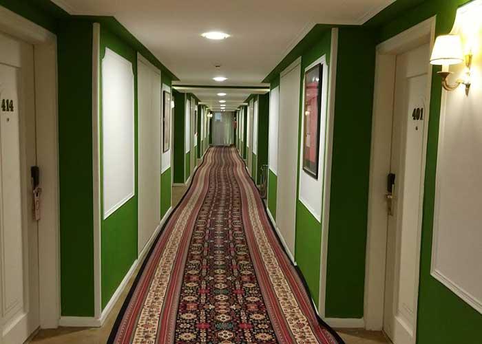 راهرو هتل هرمز بندر عباس