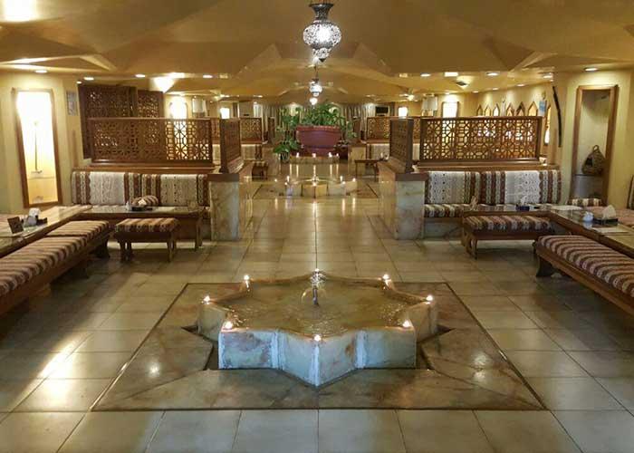 دمنوش خانه هتل هرمز بندر عباس