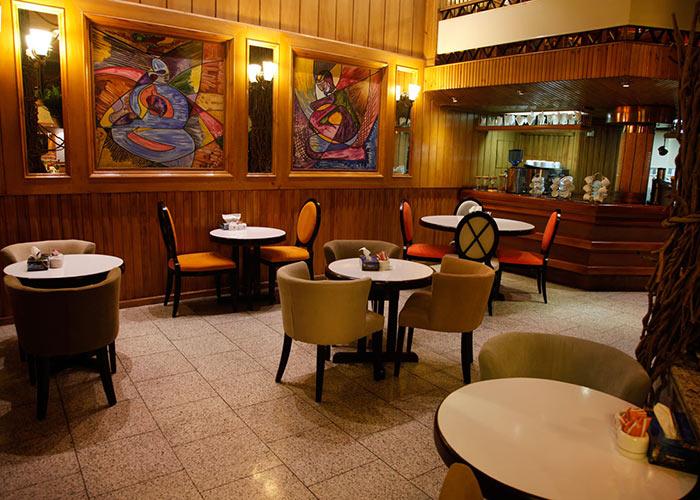 کافی شاپ هتل امیر تهران