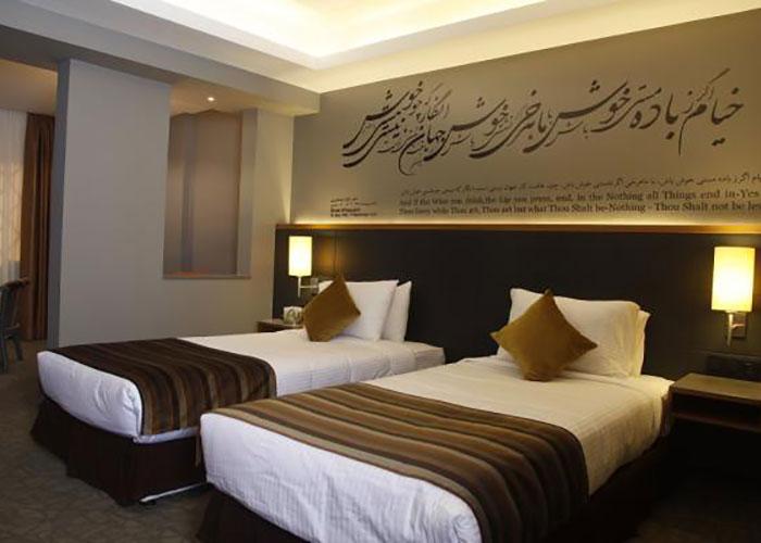 سوئیت معمولی vip هتل امیر تهران