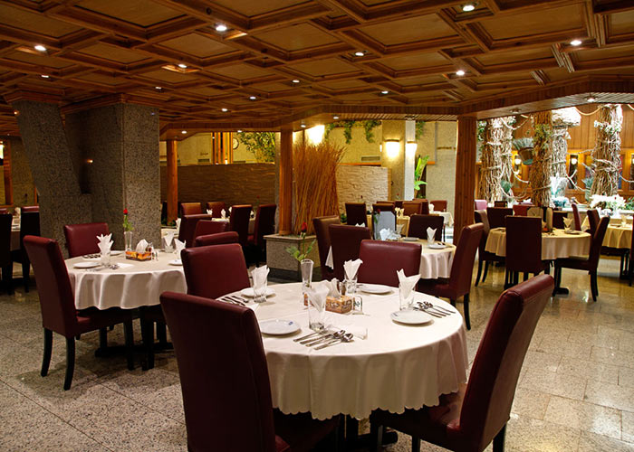 رستوران هتل امیر تهران