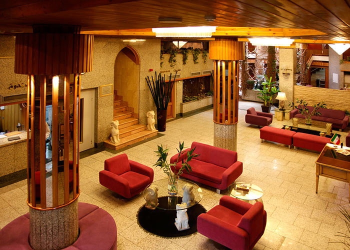 لابی هتل امیر تهران