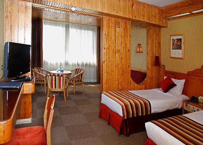 سوئیت معمولی هتل امیر تهران