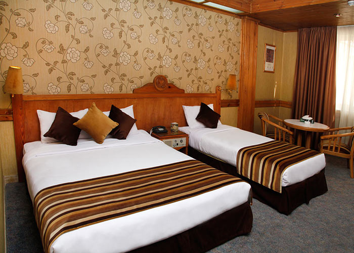 دو تخته هتل امیر تهران