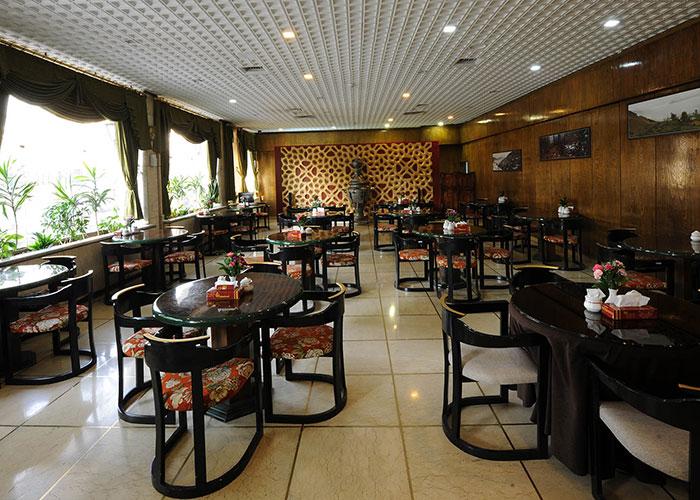 تصاویر هتل هویزه تهران