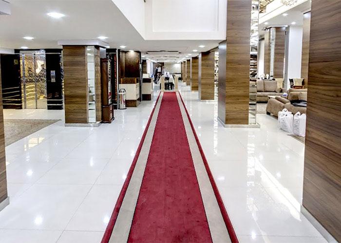 لابی هتل بین المللی تبریز