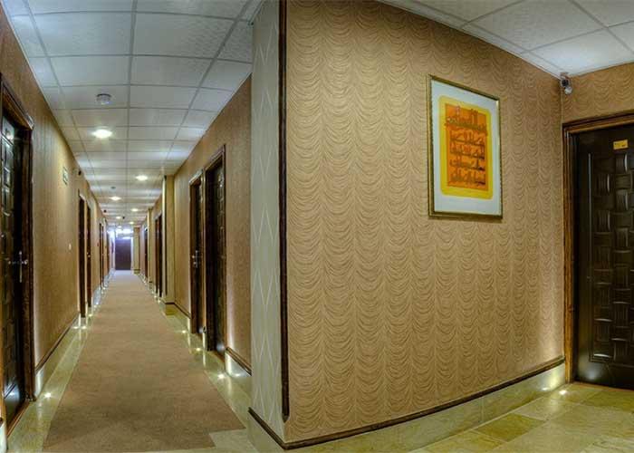 راهرو هتل ایران بندر عباس