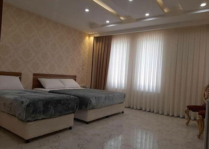 سه تخته هتل ایران همدان