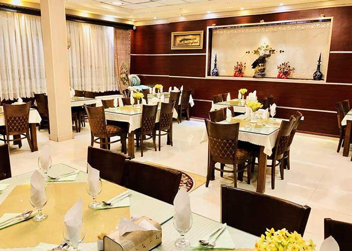 رستوران هتل ایران تهران