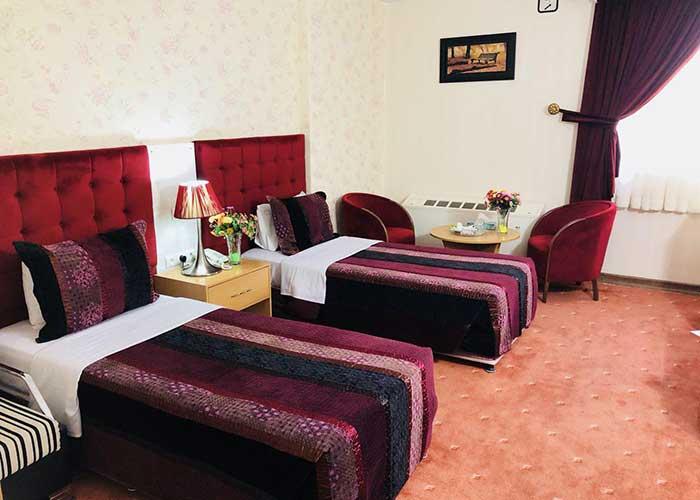 دو تخته هتل ایران