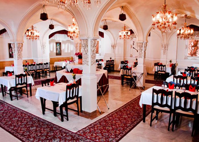 رستوران هتل ایرانشهر تهران