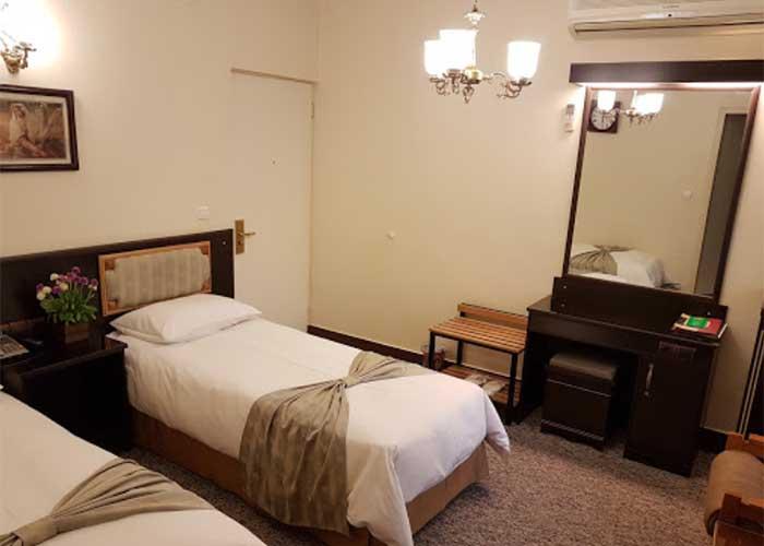 عکس اتاق هتل ایرانشهر تهران