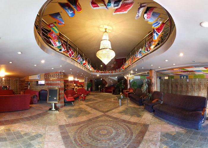 لابی هتل جام جم شیراز