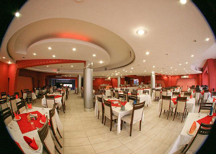رستوران هتل جام جم شیراز