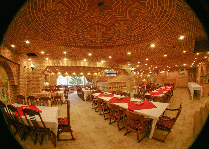 عکس رستوران هتل جام جم شیراز