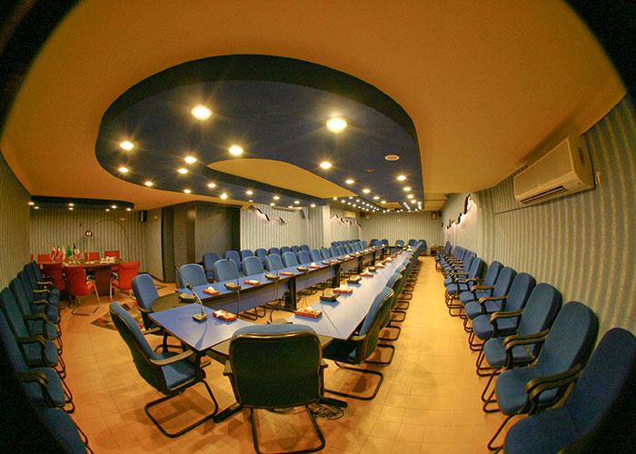 سالن کنفرانس هتل جام جم شیراز