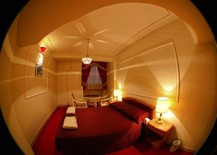 دبل هتل جام جم شیراز