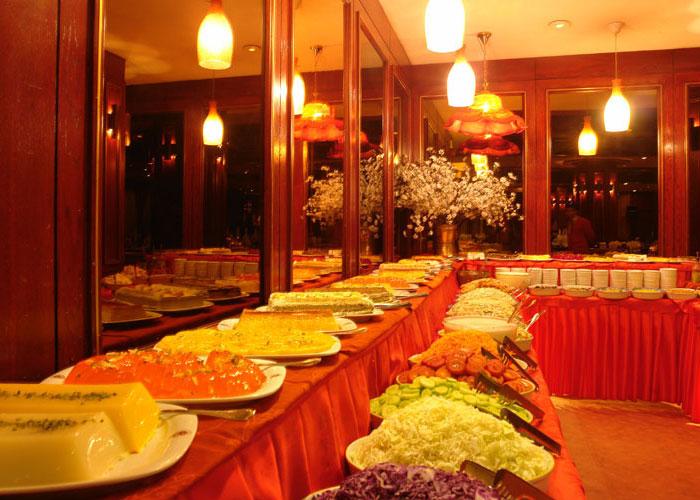 تصاویر رستوران هتل جام جم شیراز