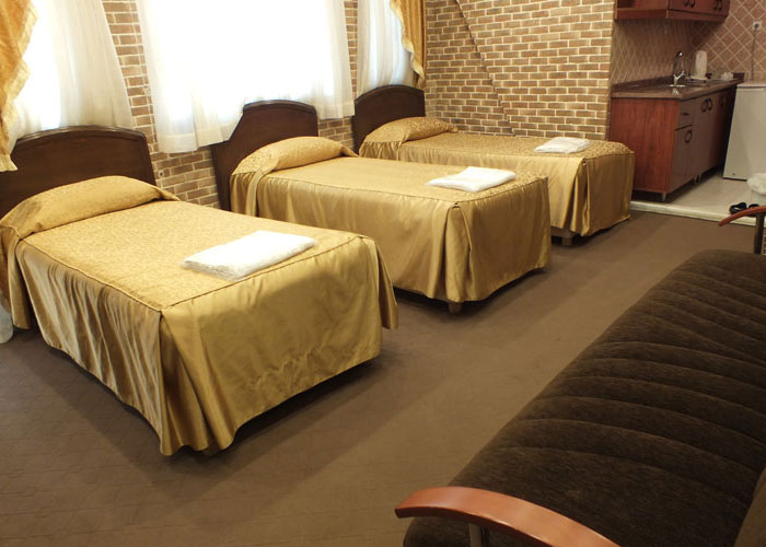سه تخته هتل جام جم شیراز