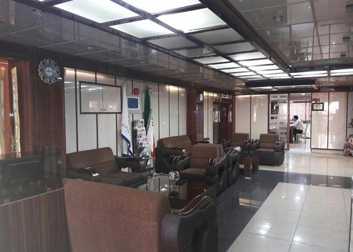 لابی هتل ماهان اصفهان