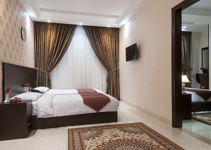 کانکت هتل جمیل قم