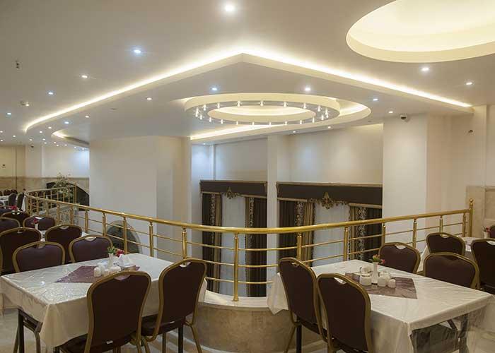 تصاویر رستوران هتل جمیل قم