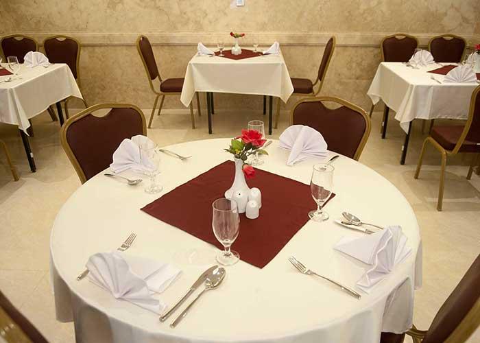 عکس رستوران هتل جمیل قم
