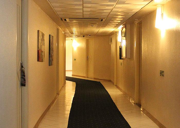 هتل جام جم کیش