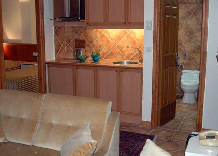 تصاویر هتل آپارتمان چهل پنجره اصفهان